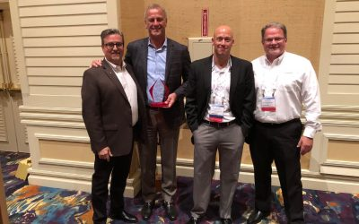 BNM Honored with Schaffner's 2018 Rep of the Year