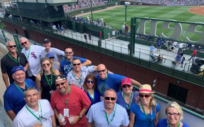 OTTO Engineering and BNM Attend Cubs Game