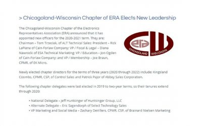 BNM's Own Zach DeVillers is VP Marketing & Social Media for ERA