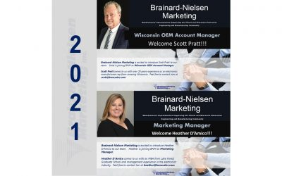 BNM Welcomes Scott Pratt and Heather D'Amico to Our Team!