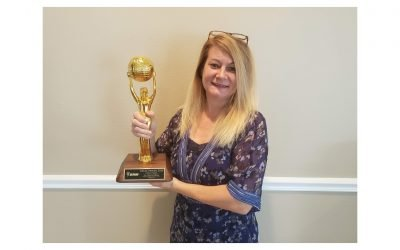 """Christie Haack Awarded the """"Atlas Award"""""""