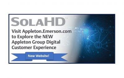 SolaHD, Appleton Group Launches New Website
