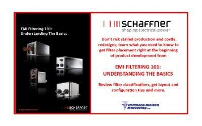 EMI Filtering 101:  Understanding the Basics