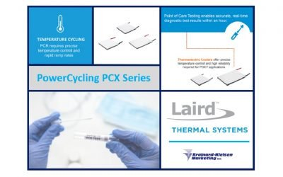 Modern Thermoelectrics Designed for Rapid Point-of-Care Testing